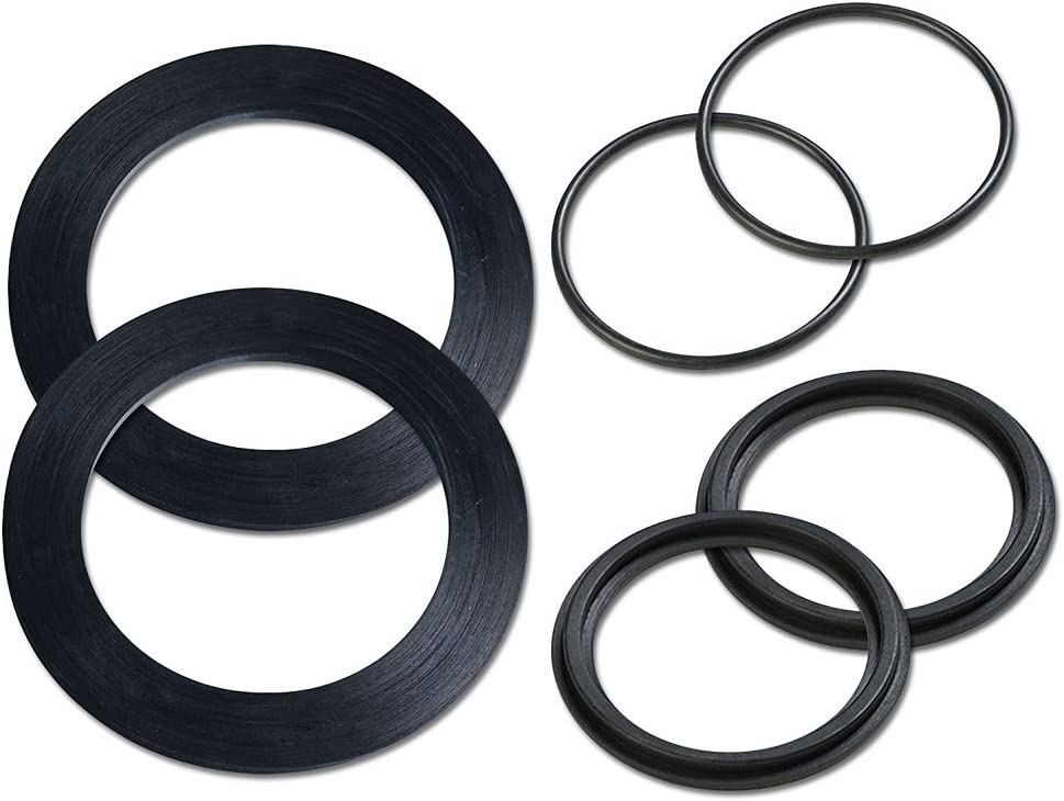 Intex 25076RP Replacement Large Strainer, Washer and O-Ring Parts Pack - 10745, 10255 and 10262