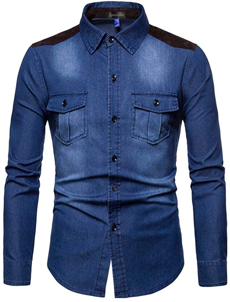 067d03330de Denim Cowboy Shirts – EDGE Engineering and Consulting Limited