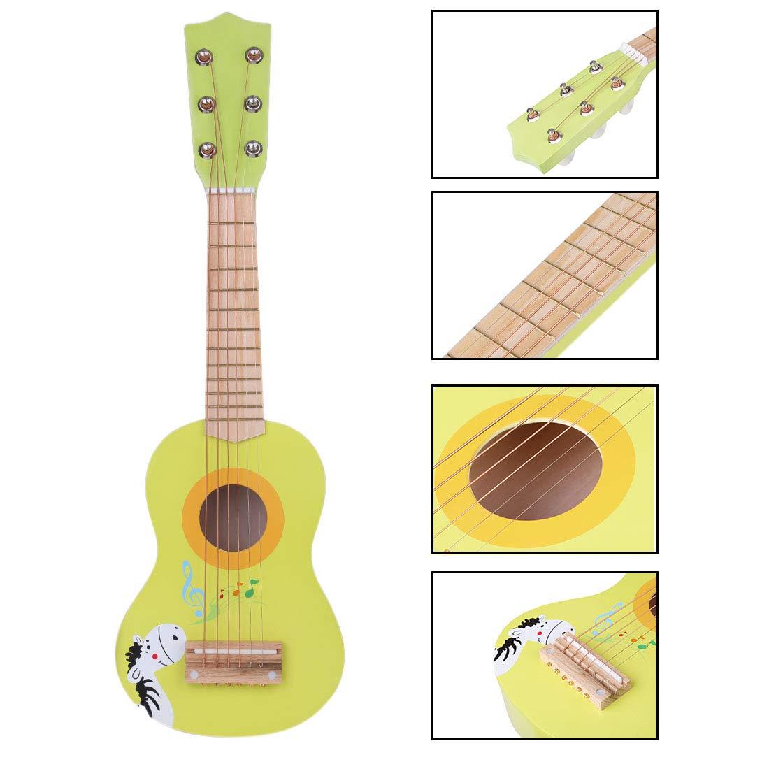 K9CK Guitarra para Niños, Instrumentos Musicales Infantiles, 21 ...