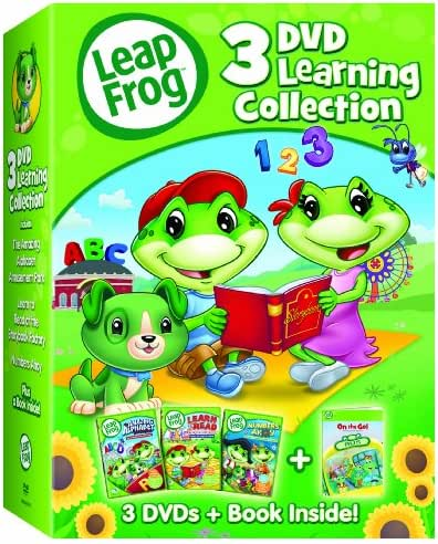 Leapfrog Learning Collection