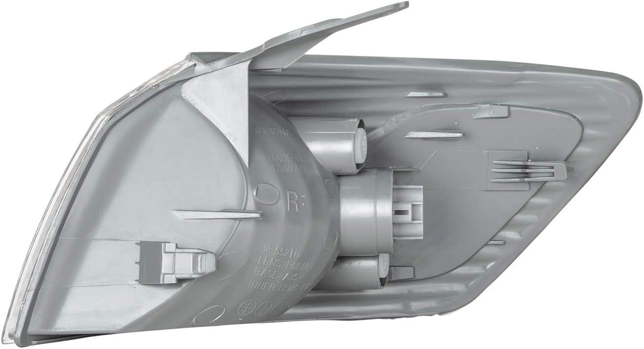 TYC luce intermittente illuminazione veicolo destra VW 18-3321-25-2