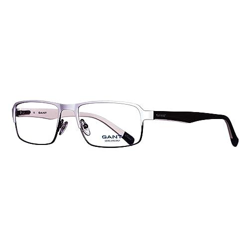 Gant Brille G PHILIP WHTGUN 54 Brillengestell Glasses Frame Herren UVP 156EUR