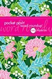 Pocket Posh Word Roundup, Puzzle Society Staff, 1449433669