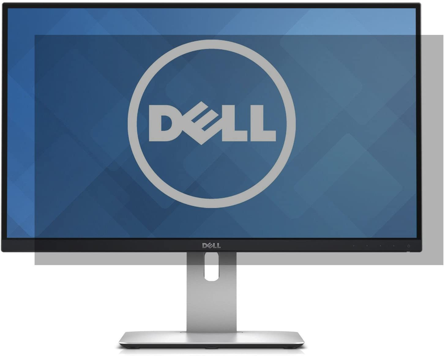 """PcProfessional 2 Way Privacy Filter for Dell 22"""" Computer Monitor Aspect Ratio 16:9 [Non Touch] Anti Scratch Filter Radiation"""