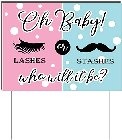 Amazon.com: VictoryStore - Juego de 2 carteles para bebé con ...