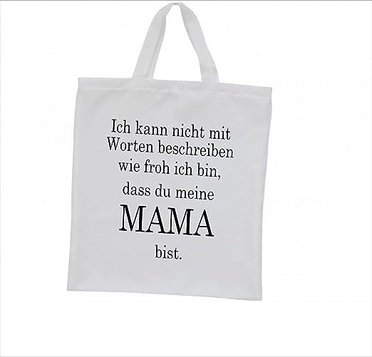Bolsa puedo vacío en Palabras escribir Mama... impresa Bolsa ...
