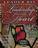img - for Leadership from the Heart - DVD with Leader Guide: Learning to Lead with Love and Skill book / textbook / text book