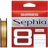 シマノ(SHIMANO) ライン PEライン エギング セフィア8 150m 0.8号 LD-E51S