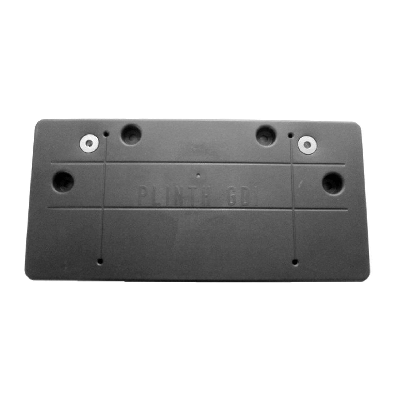 Front Plastic License Plate Bracket for 07-14 Mini Cooper MC1068102 CPP