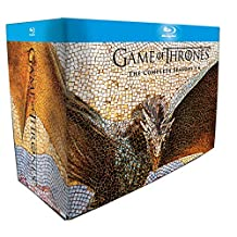 Game of Thrones: The Complete Seasons 1 to 6