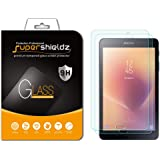 (2 Pack) Supershieldz for Samsung Galaxy Tab A 8.0 inch (2017) (SM-T380 Model Only) Tempered Glass Screen Protector, Anti Scratch, Bubble Free