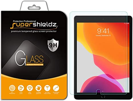 FREE SHIPP. 2-Pack Tempered Glass Screen Protector For Apple iPad Pro 10.5 inch