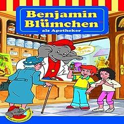 Benjamin Blümchen als Apotheker (Benjamin Blümchen Sonderedition)
