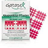 Gatapex Medical Ltd. Gitter - Apósitos para acupuntura, color rosa