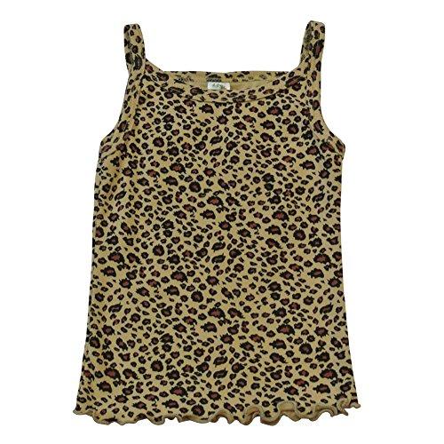 Toddler Leopard Camisoles Undershirt Sizes through