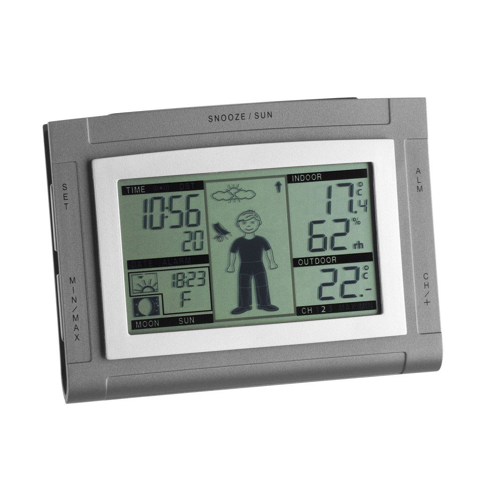 Weather Boy XS Wireless Weather Station TFA-Dostmann Weatherboy XS