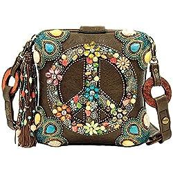 Peace Out Handbag