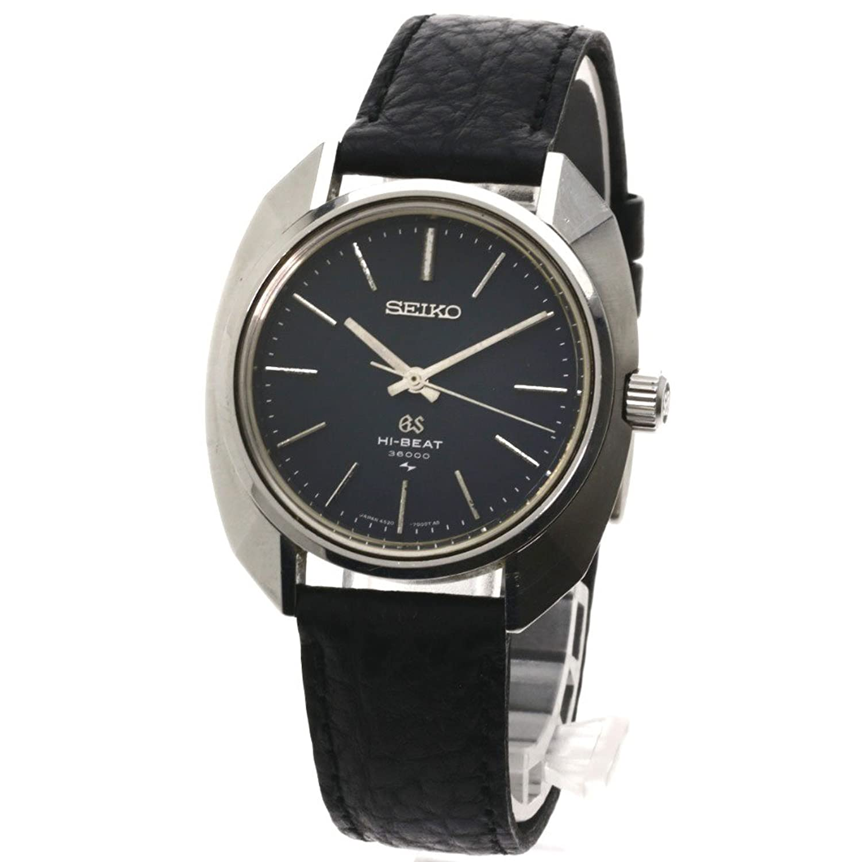 [セイコー]グランドセイコー 腕時計 ステンレス/革 メンズ (中古) B07B4QJ1X8