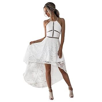 Cocktailkleid Frauen Kleider 🔥LMMVP🔥 Kleider Damen Sommer Elegant ...