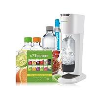 SodaStream Genesis Sparkling Water Maker Mega-Pack - White