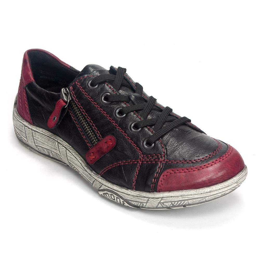 Remonte Casual Side Zip Sneaker D3808