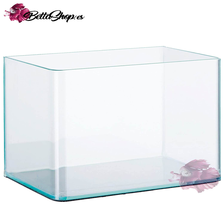 BETTASHOP.ES ACUARIOS DE Cristal con Frontal Curvo Varios TAMAÑOS!!! (7): Amazon.es: Productos para mascotas