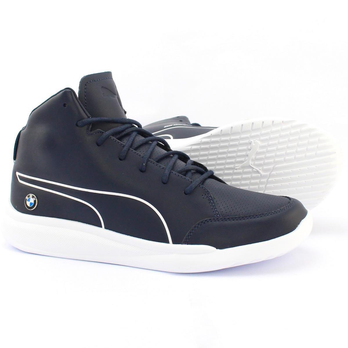 Puma BMW MS Casual Mid 305990 01 Motorsport Sneaker Hightop Schuhe