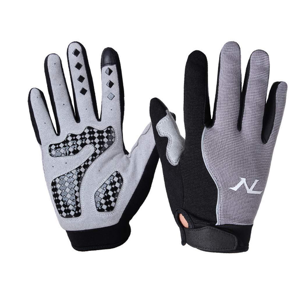GZP Winter Outdoor-REIT Handschuhe Winddicht Wasserdicht Rutschfeste Sonnencreme Warm Hochtemperatur Bergsteiger Fahrrad-Wandern,XL