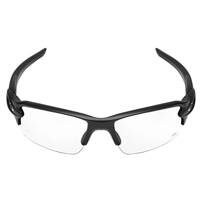 ca6ee99948a20 Amazon.com  Mryok+ Polarized Replacement Lenses for Oakley Flak 2.0 - HD  Clear  Clothing