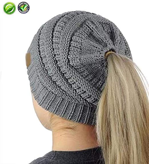Image Unavailable. Image not available for. Color  Fashion Beanie Thick ... 0e08cdc7048