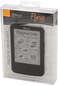 Trekstor E Book Reader Pyrus Mini Noir Amazon Ca Electronics