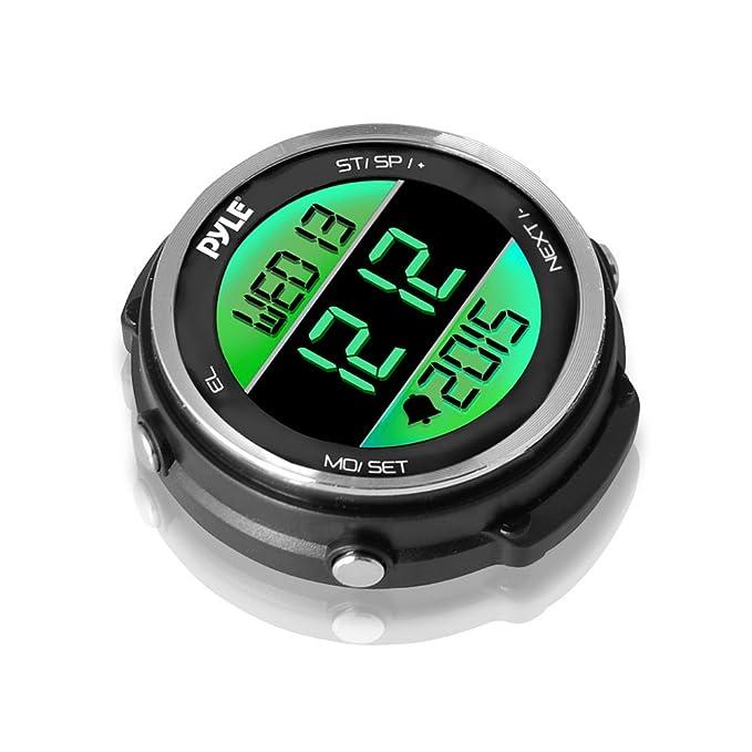 Amazon.com: Pyle Multifunction Sports Training Wrist Watch - Smart Classic Sport Running Digital Fitness Gear Tracker w/ 3D Sensor Pedometer, Timer, Alarm, ...