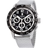Victorinox AirBoss Mach 6 Mechanical Black Chronograph Dial Men's Watch 241447.1
