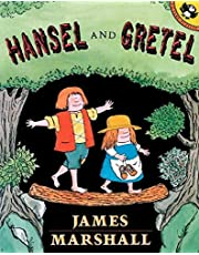 Hansel and Gretel (Picture Puffin Books)