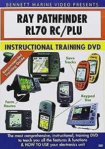 Raymarine Pathfinder Rl70rc Plus,Rl70crc Plus,RL80CRC Plus Chartplotter Operation Only USA DVD: Amazon.es: Raymarine Pathfinder Rl70rc Pl: Cine y Series TV