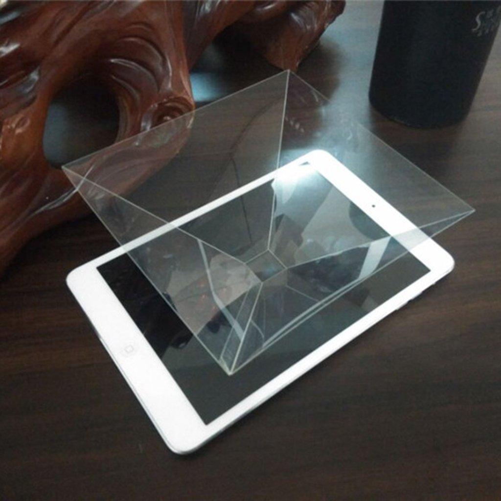 colaxi 3D Prisma 481048 -, Universal 360 ° Completo Vista Borrar ...