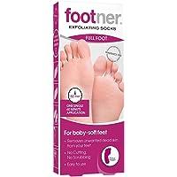 Footner Exfoliating Socks Total Callus Remover