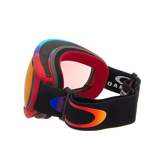 51b5194b64 Oakley Canopy - Gafas de esquí para Adulto, Prizm Halo 2018/Prizm Snow  Torch Iridium: Amazon.es: Deportes y aire libre