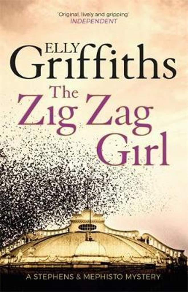 The Zig Zag Girl: Stephens and...