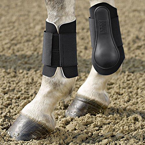 - Eskadron - neopren tendon boots front