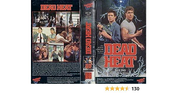 Dead Heat [VHS]: Amazon.es: Treat Williams, Joe Piscopo ...