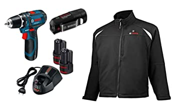 Bosch 10 De Heat Veste Travail Vgsr Basic M 8 Manteaux Et Ffrwq0xyPF