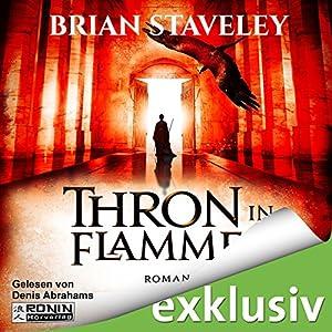 Thron in Flammen (Die Thron Trilogie 2) Hörbuch