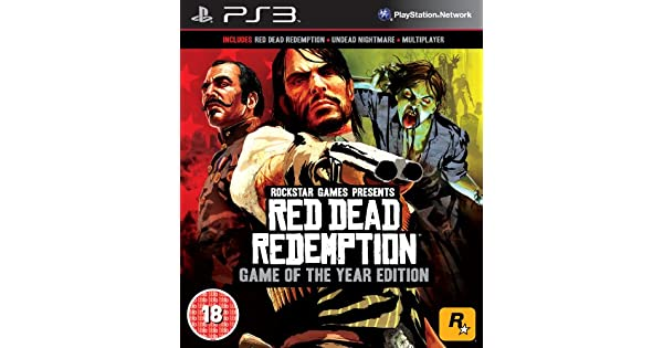 Take-Two Interactive Red Dead Redemption - Juego (PS3, PlayStation ...