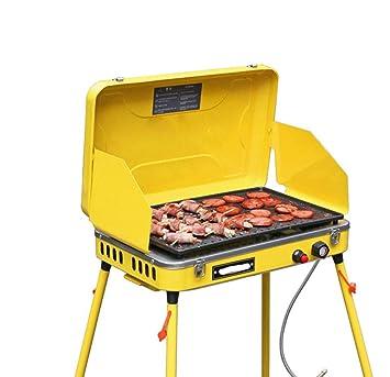 Barbecue Portatile Pieghevole.Dorisaa Barbecue A Gas Grill All Aperto Portatile Pieghevole