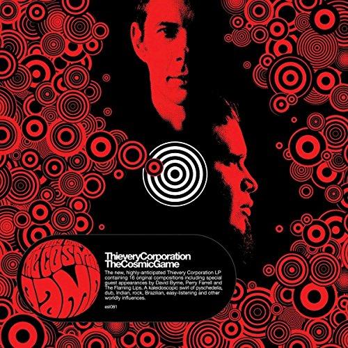 Corporation Vinyl - The Cosmic Game [2 LP]