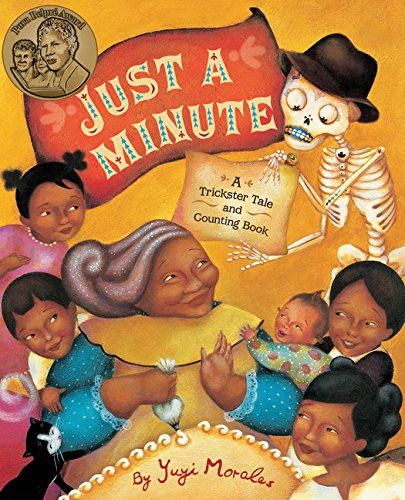 Just a Minute: A Trickster Tale and Counting Book ()