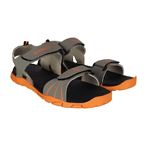 d9e19585a Globalite Men s Casual Outdoor Sandals (6UK)  Buy Online at Low ...
