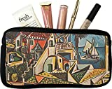 Mediterranean Landscape by Pablo Picasso Makeup/Cosmetic Bag - Small