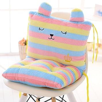 SESO UK- Mejor Cojín de silla de oficina de coche para ciática, almohadilla de asiento de silla de ruedas ...